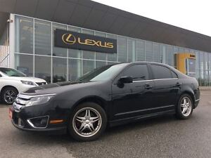 2010 Ford Fusion Sport 3.5L V6 **AWD WITH NAV**
