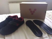 Vivobarefoot Motus Mens barefoot running shoe New size EU 44 UK 10