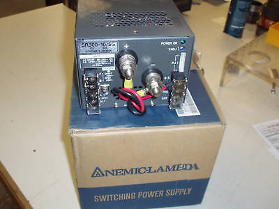 Nemic Lambda Dc Power Supply High Quality 10vdc 30amp