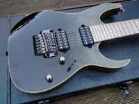 Ibanez RG Premium Limited 7 String RG7PCMLTD-TKG, Twilight Black Gradation