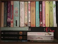 50+ books ideal for car boot sale - eclectic mix