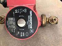 Grundfos Selectric Water Pump 15-50