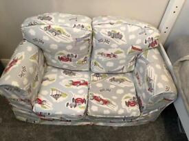 Kids little sofa