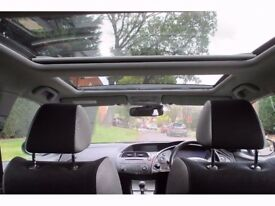 Honda Civic 1.8 i-VTEC EX Hatchback i-Shift 5dr AUTOMATIC