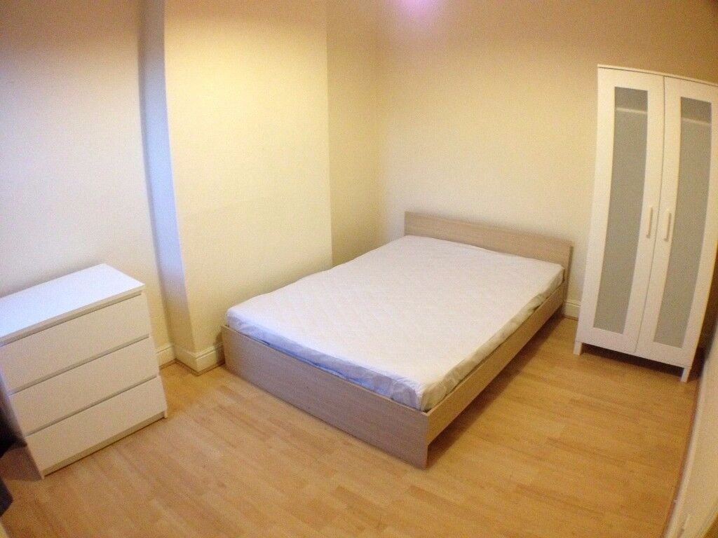 Furnished double room rent let Sneinton Nottingham All bills included NO FEES