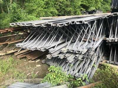 29 2 Steel Bar Joist 28 X 29 Steel Floor Roof Trusses Steel Joist Surplus...