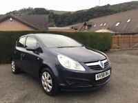 Vauxhall Corsa 1.3 CDTi 16v Club 5dr*£30 ROAD TAX*JUST BEEN SERVICED*