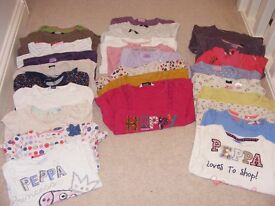 A year's worth of 3-4 year old girls clothes! All seasons covered!