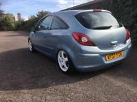 Vauxhall corsa 1.2 sxi automatic - 3 door hatcback glass roof hpi clear part exchange welcome