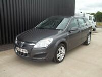 2009 Vauxhall Astra 1.6 i 16v Club 5dr 2 Keys 3 Months Warranty, May Px