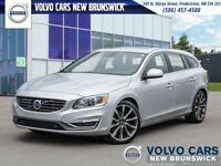 2015 Volvo V60 T6 Premier Plus AWD | HEATED LEATHER | BACK UP... Fredericton New Brunswick Preview