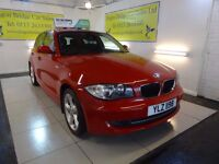 ALL KINDS OF BAD CREDIT!DIESEL!!! 59 REG BMW118D SPORT DIESEL!! REPRESENTATIVE APR 29.92