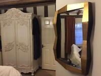 Bedroom mirror modern