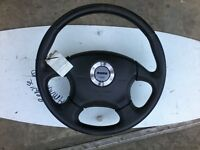 subaru impreza 02 plate momo steering wheel and airbag
