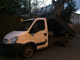 IVECO DAILY 2007 TIPPER