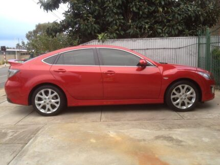 Mazda 2009 Luxury Sports Hatchback Red GH10151- MY09 5 Speed Auto