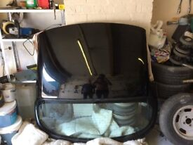 Mazda MX5 MK2/MK2.5 Hard Top Black
