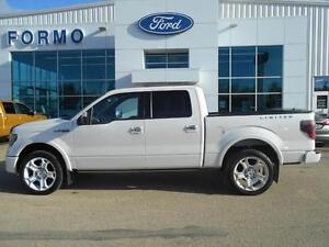 2011 Ford F150 SUPERCREW LIMITED 4X4