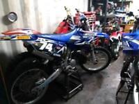 2011 yz 125 not ktm,cr,kx,rm,tm