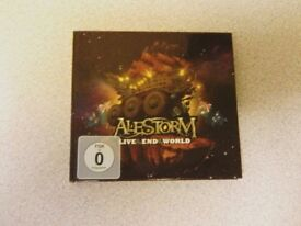 Alestorm music cd