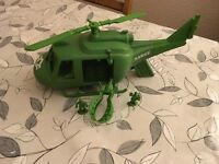 Toy story helicopter sarge