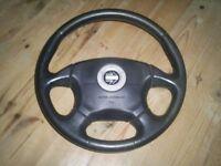 Subaru Impreza/Legacy/Forester MOMO Steering Wheel