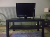 flatscreen tv with built in dvd player 24inch with remote