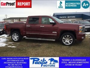 2014 Chevrolet Silverado 1500 HIGH COUNTRY*NAV*COMMAND START*