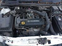 Vauxhall Astra dti 1.7 van breaking