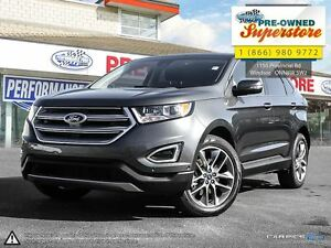 2016 Ford Edge Titanium >>>LOW KM<<