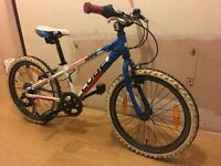 Boys bikes - Cube race 200 & giant Mtx 125