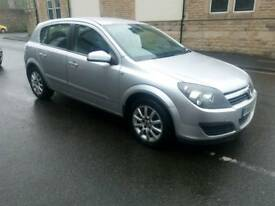 Vauxhall Astra petrol Automatic Design, Timing belt done 12 months mot, Unbeatable price