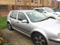 Vw golf auto full yers mot