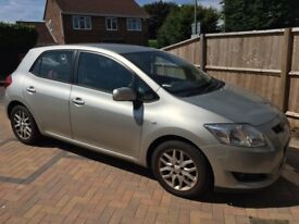 Excellent condition well maintained Toyota Auris very reliable car