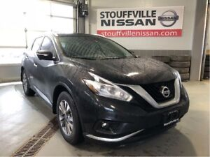 Nissan Murano sl leather and factory navigation 2015