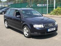 2001 AUDI A4 AVANT 1.9 TDI * ALLOYS * MOT * SERVICE HISTORY - 11 STAMPS * P/X * NATIONWIDE DELIVERY