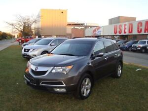 2010 Acura MDX ~ 7 PASS. ~ BACK-UP CAMERA ~ LEATHER ~ AWD ~