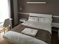 Newly refurbished double room - Available now