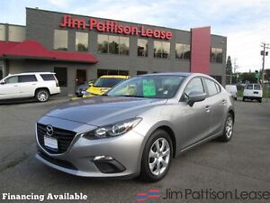 2015 Mazda MAZDA3 GX, sedan, auto, w/power group