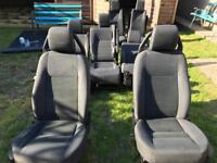Land Rover discovery 3 set of car seats