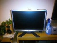 Acer 19 inch LED Pc monitor *silver*
