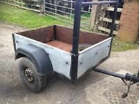 4x4 car trailer for sale