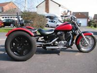 Honda VT1100 Trike
