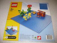 LEGO 620: Blue Baseplate New