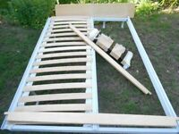 Habitat bed frame c.2001 in good condition.