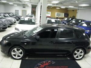 2006 Mazda MAZDA3 SPORT AUTO!!! FULLY LOADED!!! HATCH!!! SUNROOF