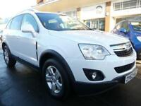 VAUXHALL ANTARA 2.2 EXCLUSIV CDTI 2WD S/S 5d 161 BHP LOVELY CAR, LOW MILEAGE! (white) 2012