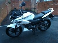 HONDA CBF 125 cc 2013 MINT UNMARKED CONDITION VERY RELIABLE HPI CLEAR