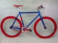 New NOLOGO Aluminium single speed & fixie bike/ road bicycles + 1year warranty 19a