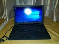 Hp Intel dual core 4gb ram 500gb hhd webcam hdmi laptop excellent condition